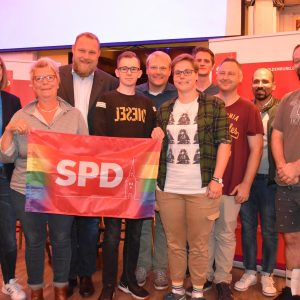 Gründung AG SPDqueer in Oldenburg