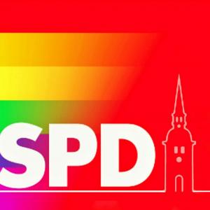 Logo AG SPDqueer Oldenburg-Stadt